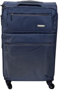 Princeware Elite Nylon 55 cm Softsided Expandable  Cabin Luggage - 21.7