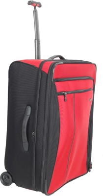 Victorinox Expandable Cabin Luggage(Black, Red)