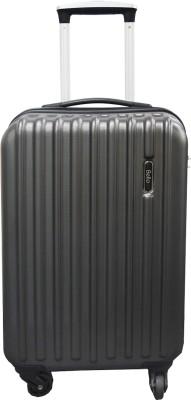 Bello 100% PC Bag-Grey Cabin Luggage - 25