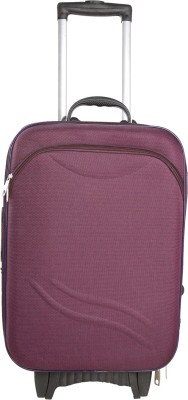 Trustedsnap DOUBLE CELL 20 INCHTROLLEY BAG Check-in Luggage - 20