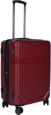 EUROLARK INTERNATIONAL Adventura Expandable Check-in Luggage - 25 inch(red)