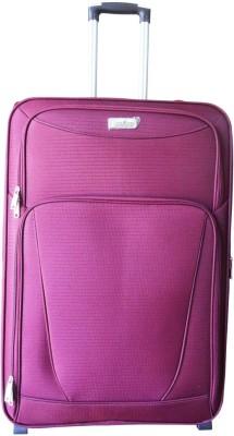 Take Off AMAZE 2WHL 55 PURPLE Expandable  Cabin Luggage - 21.6