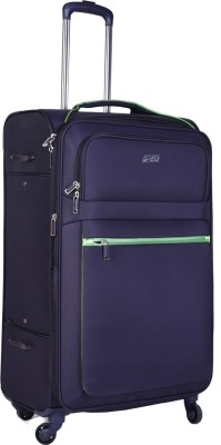 EUROLARK INTERNATIONAL Channel Expandable Check-in Luggage - 29 inch(purple)