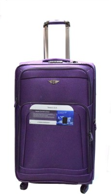 Texas USA Exclusive6dj Expandable  Cabin Luggage - 20