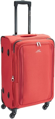 Pronto Rome Expandable Check-in Luggage - 28 inch(Orange)