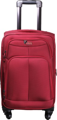 F Gear Crystal 24 Inch Expandable  Check-in Luggage - 24