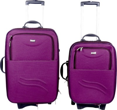 Sk Bags Nova Strolly Bag Set Expandable  Check-in Luggage - 180