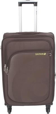 Safari Wave 4 W H Expandable  Cabin Luggage - 22