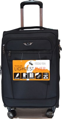Texas USA 5005s Expandable  Cabin Luggage - 20