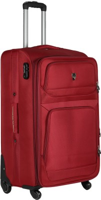 Asian Polo AP24RD Expandable  Check-in Luggage - 24