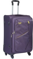 Skybags Sportz Expandable  Cabin Luggage - 27 inch(Purple)