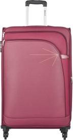 Safari FLORITE-4W-75-MAROON Expandable Check-in Luggage - 75