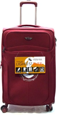 Texas USA Exclusivebag2fc Expandable  Check-in Luggage - 24