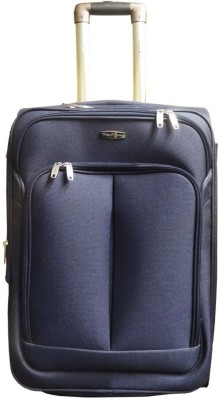 Take Off Vidyut 75 Strolley Blue Expandable  Check-in Luggage - 29.5
