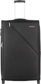 Safari TRIUMPH-2W-55-BLK Expandable Cabin Luggage - 55