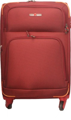 Swiss Traveller Red 03 Cabin Luggage - 28