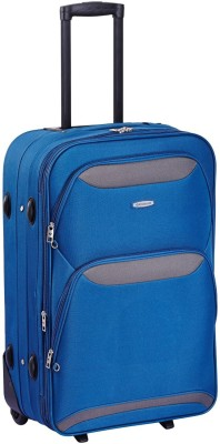 Aristocrat Nash 64 Blue VIP Expandable  Check-in Luggage - 24