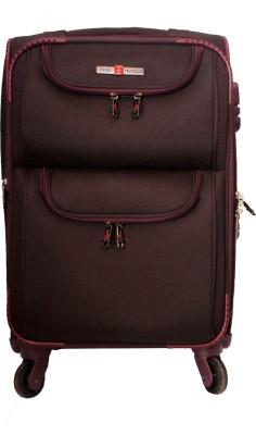 Swiss Traveller Purple01 Cabin Luggage - 20