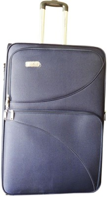 Take Off CEILNE 2WHL 65 BLUE Expandable  Check-in Luggage - 25.5