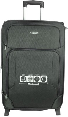 Aristocrat Turbo 2W EXP Strolly 64 Expandable  Check-in Luggage - 22