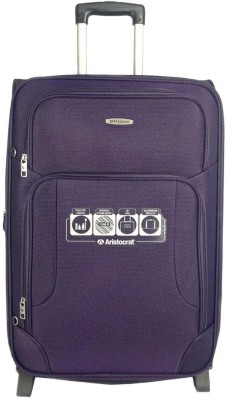 Aristocrat Turbo 2W EXP Strolly 54 Expandable  Check-in Luggage - 22