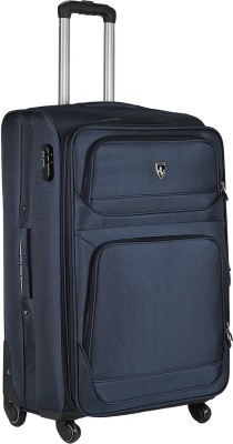 Asian Polo AP24BLU Expandable  Check-in Luggage - 24