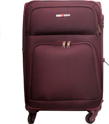 Swiss Traveller Purple 04 Cabin Luggage - 20
