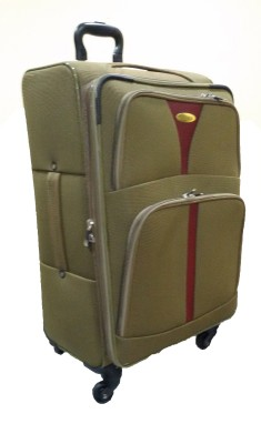 ABSTAR DUAL TONE 4 WHEEL Expandable  Check-in Luggage - 24