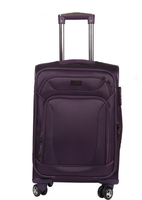 German Traveller SUPER LITE S-4 360° Expandable  Check-in Luggage - 28