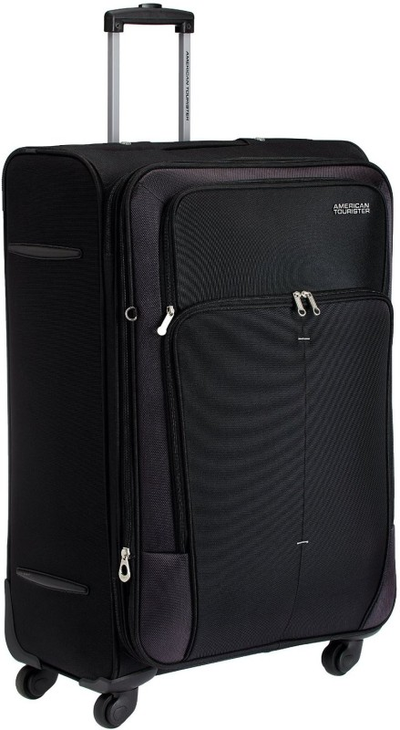 American Tourister Crete Spinner 77 Cm Expandable Check-in Luggage -...