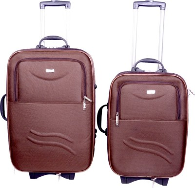 Sk Bags Nova25no 20+ 24 Strolly Set Expandable  Cabin Luggage - 24
