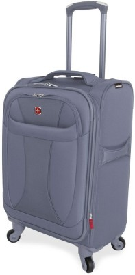 Wenger 20 Inch Pilot Spinner Expandable  Cabin Luggage - 20