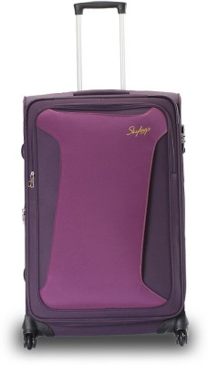 Skybags Skylite plus 4w exp strolly 55 ppl Check-in Luggage - 26