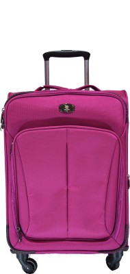 Polo House USA 9002s Expandable  Check-in Luggage - 24