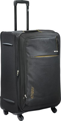 Vip Neon exp 360 strolly 75 black Expandable  Check-in Luggage - 30