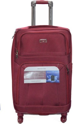 American Club ExclusiveTrolleyBag4DT Expandable  Check-in Luggage - 28