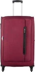 Safari JAVELIN-4W-65-MAROON Expandable Check-in Luggage - 65