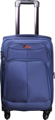 F Gear Crystal 28 Inch Expandable  Check-in Luggage - 28