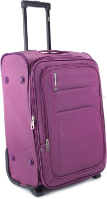 Vip Indigo Expandable  Check-in Luggage - 21.5