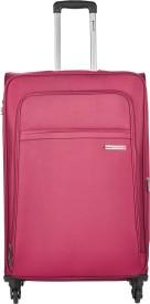 Safari NIFTY-4W-75-MAROON Expandable Check-in Luggage - 75
