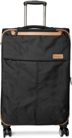 Eminent Elegance 81 cms 4W Spinner Expandable Check-in Luggage - 31.8