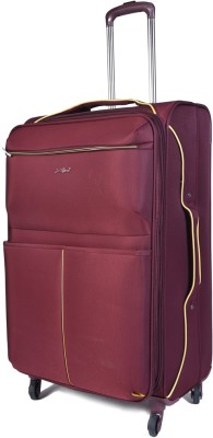 EUROLARK INTERNATIONAL Wallet Expandable Check-in Luggage - 29 inch(maroon)
