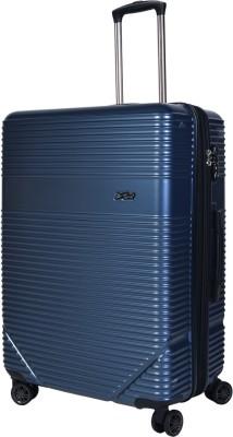 EUROLARK INTERNATIONAL Adventura Expandable Check-in Luggage - 29 inch(blue)