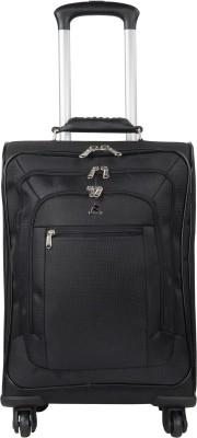 Clubb Inner Trolley Check-in Luggage - 30 inch(Black)