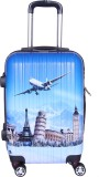 sammerry SM-Aeroplane Check-in Luggage -...