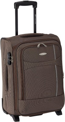 Princeware Milano Polyester 55 cm Expandable  Cabin Luggage - 21.7