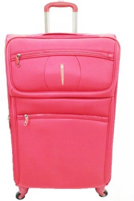 ABSTAR FASHION Expandable  Cabin Luggage - 20