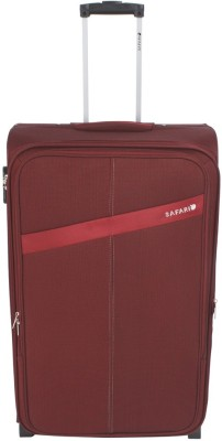 Safari Tridex Expandable  Cabin Luggage - 21
