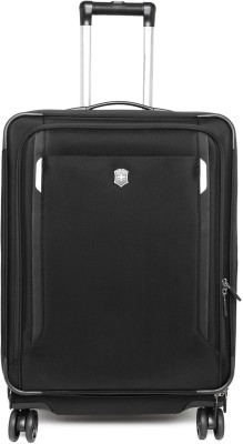 Victorinox Werks Traveler 5.0 22,, Dual-Caster Expandable 8-W U.S. Carry-On Expandable  Check-in Luggage - 22