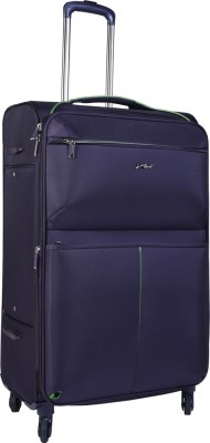 EUROLARK INTERNATIONAL Wallet Expandable Check-in Luggage - 29 inch(purple)
